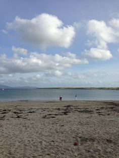 Ventry Beach in Ventry, Co Kerry