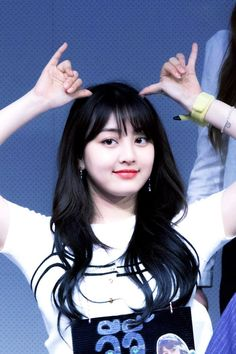 #TWICE #JIHYO Nayeon, South Korean Girls, Korean Girl Groups, Extended Play, Park Ji Soo, Kpop Girl Bands, Sana Momo, Jihyo Twice, Dahyun