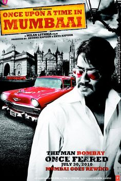 Watch Once Upon a Time in Mumbaai Full Movie Online