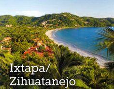 Ixtapa / Zihuatanejo in Mexico #travel