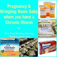 I am a woman with Rheumatoid Arthritis, I have had two children, and I learned a lot from both of my pregnancies