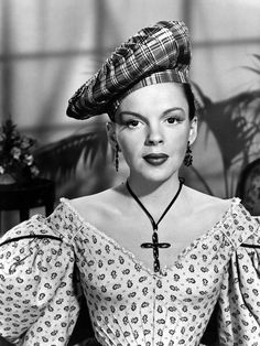 Judy Garland for THE PIRATE (1948)