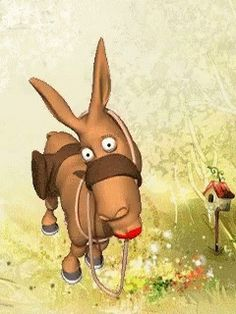 The perfect Asino Donkey Kiss Animated GIF for your conversation. Discover and Share the best GIFs on Tenor. Animated Emoticons, Animated Gif, Gif Pictures, Cute Pictures, Bisous Gif, Gif Lindos, Big Kiss, Gif Photo, Sweet Kisses
