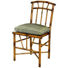 bamboo folding chair | inredning inspiration / home decor
