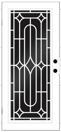 View our Titan security door style image gallery to find on that compliments you and your home. Let the pros at A to Z help you today! Window Grill Design Modern, Door And Window Design, Grill Door Design, Door Gate Design, Main Door Design, Front Door Design, Compound Wall Design, Door Grill, Welding Design