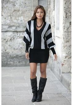 Would look cute on me with some light grey leggins on underneath and knee high boots