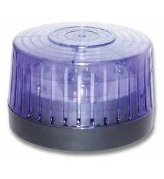 LED Strobe Light with Steady-On Feature
