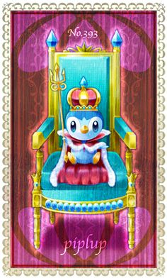 Emperor Piplup Pokemon, Catch Em All, Emperor, Ems, Birthday Candles