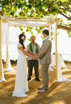 St. Regis Princeville Destination Wedding