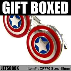 superhero cufflinks, groomsmen gifts?