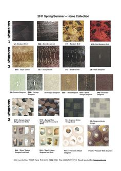 2011 Home Finishes by Sherry Cooper, via Flickr