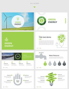 Brain power powerpoint template is a free presentation background green energy powerpoint template toneelgroepblik Choice Image
