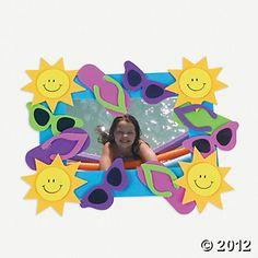 Kids' Summer Crafts