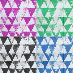 @Elizabeth Clarke Ochoa dorm_wall_hanging_4  thought you'd appreciate the triangle-ness of this post!