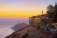 Post Ranch in Big Sur The Ultimate California Road Trip Guide | MyDomaine