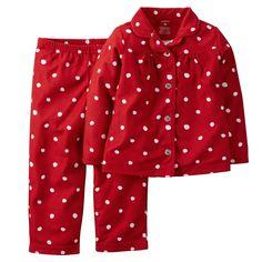 Kid Girl 2-Piece Fleece PJs | Carters.com