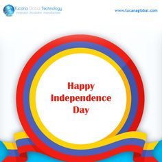 Happy #IndependenceDay in #Colombia.