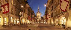Torre del reloj, Berna, Suiza.