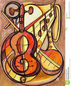 notas musicales abstracto - Bing Images