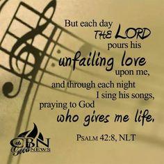 Psalm 42:8