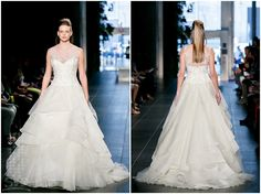 #Rivini Couture #Bridal Spring 2014 Collection :: New York Bridal Market