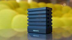 Der Indiegogo-Projekt Mikme von Philipp Sonnleitner bietet ein kabelloses Mikrofon für hochwertige Tonaufnahmen.