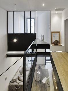 Duplex in Marseille / T3 Architecture