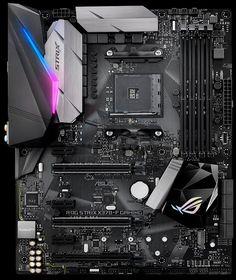 Informática Sin Limites: Asus ROG Strix X370-F Gaming: placa base de gama a...