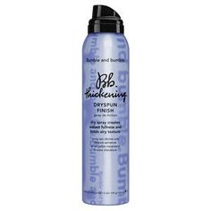 Bumble and bumble  - Bb. Thickening Dryspun Finish - Spray cheveux
