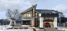 Luxury Villa Inspired From Macedonia – Amazing Architecture Magazine Architecture Pdf, Architecture Magazines, Amazing Architecture, Bungalow House Design, House Front Design, Modern House Design, House Plans With Pictures, House Design Pictures, House Designs In Kenya