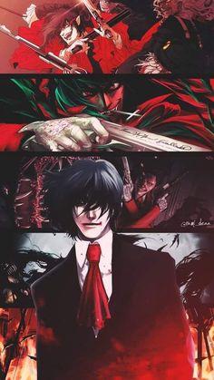 Manga Art, Manga Anime, Anime Art, Anime Love, Anime Guys, Hellsing Ultimate Anime, Hellsing Alucard, Future Wallpaper, Hypebeast Wallpaper