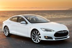 Tesla Model S: The luxury electric car with performance to blow away the petrolheads - Richard Hammond - Mirror Online