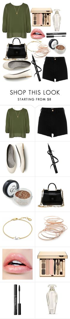 """""""For When It Feels Like Spring In February"""" by bhappygirlz ❤ liked on Polyvore featuring WearAll, River Island, Dolce&Gabbana, Missoma, Red Camel and Victoria's Secret"""