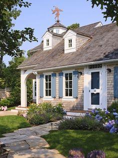Photos of fine Cape Cod Homes - Fool's Paradise - Cape Cod Architects