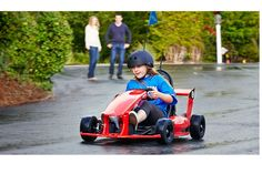 Active Motors' Arrow Smart Kart with parental controls