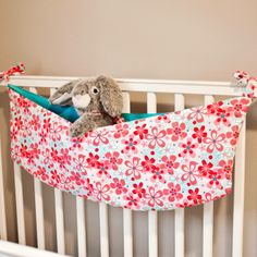 Toy Hammock Pattern | Sewing Pattern | YouCanMakeThis.com