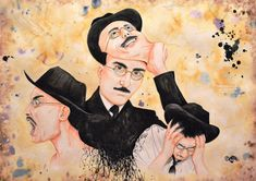 """Fernando Pessoa: The Book of Disquiet and the destruction of the """"I"""" September 2017 Portuguese Language, Many Faces, Great Books, The Book, Thinking Of You, Literature, Disney Characters, Fictional Characters, The Past"""