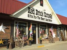 The Red Brick Cottage | Kentucky Primitive & Country Gift Shop