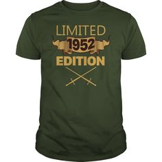 Limited 1952 Edition T Shirt Funny Birthday Gifts 65 Years Old #gift #ideas #Popular #Everything #Videos #Shop #Animals #pets #Architecture #Art #Cars #motorcycles #Celebrities #DIY #crafts #Design #Education #Entertainment #Food #drink #Gardening #Geek #Hair #beauty #Health #fitness #History #Holidays #events #Home decor #Humor #Illustrations #posters #Kids #parenting #Men #Outdoors #Photography #Products #Quotes #Science #nature #Sports #Tattoos #Technology #Travel #Weddings #Women