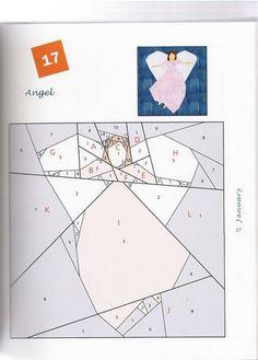 Ola convido você a conhecer alguns de meus trabalhos em quilt e patchwork