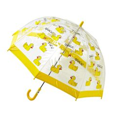 rubber duckie Umbrella @Leslie Fletcher You need this! :D