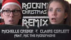 'Twas the Night Before Christmas/ROCKIN' REMIX (music video) - Michelle ...