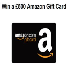 How To Win A £500 Amazon Gift Card - FreeStuff, the UK's number 1 competition and freebie site, is giving away a £500 Amazon gift card. You can sign up here to stand a chance to enter and win the gift card. Registration is fast and you will finish within a minute. Good luck!
