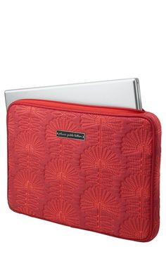 Petunia Pickle Bottom 'Carried Away' Laptop Case available at #Nordstrom