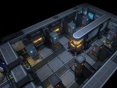 Asset Store - Sci-Fi Level Construction Pack 1