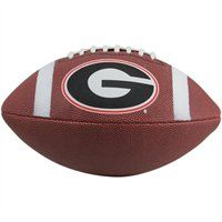 Break this pigskin out for a spirited 'Dawgs tailgate or your next friendly game! #UltimateTailgate #Fanatics