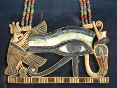 Wedjat (Udjat) Eye of Horus pendant - Eye of Horus - Wikipedia