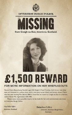 Outlander, serie de Starz basada en las novelas de Diana Gabaldon. En España a través de Movistar.: La desaparición de Claire.