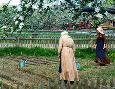 Spring Planting Greenfield Village