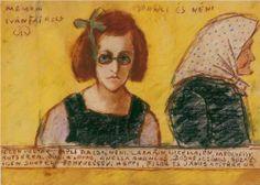 Aunt Manci   - Jozsef Rippl-Ronai